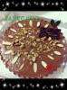 20121224甘いけどくどくないチョコタルト